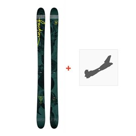 Ski Faction Ambit 2018 + Fixation de ski