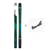 Ski Faction Prime 2.0 2018 + Fixation de ski