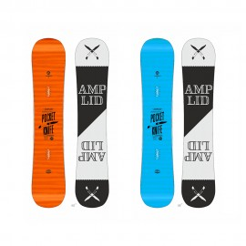 Snowboard Amplid The Pocketknife 2015