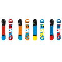 Snowboard Amplid The Paradigma 2015 + Fixation