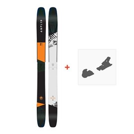 Ski Amplid The Hill Bill 2018 + Fixation de ski