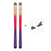 Ski Roxy Dreamcatcher 78 2018 + Fixation de ski