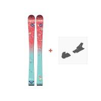 Ski Roxy Bonbon 2018 + Fixation de ski