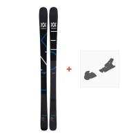 Ski Völkl Kendo 2018 + Fixation de ski117396
