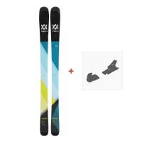 Ski Völkl Kenja 2018 + Fixation de ski117408