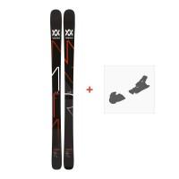 Ski Völkl Mantra 2018 + Fixation de ski117392