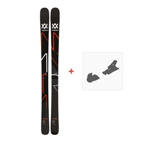 Ski Völkl Mantra 2018 + Fixation de ski