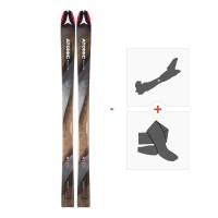 Ski Atomic Backland 95 2018 + Fixations randonnée avec Peau