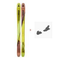 Ski Atomic Backland FR 102 2018 + Fixation de skiAA0026648