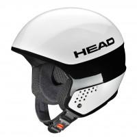 Casque de Ski Head Stivot Race Carbon White Black 2018320027