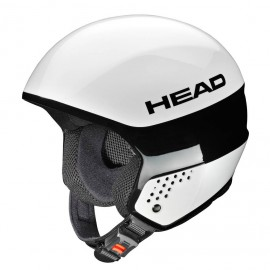Casque de Ski Head Stivot Race Carbon White Black 2018