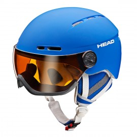 Casque de Ski Head Knight Blue 2018