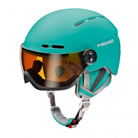 Casque de Ski Head Queen Turquoise 2018325017