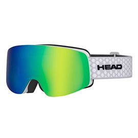 Head Infinity FMR Silver + Sparelens Blue Green 2018393207
