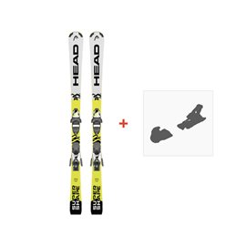 Ski Head Supershape SLR2 + SLR 7.5 2018