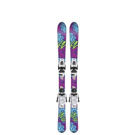 Ski K2 Luv Bug + Fasttrak JR. 7.0 Binding 2018