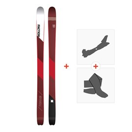 Ski Faction Prime 1.0 2019 + Fixations randonnée + Peau