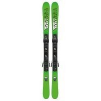Ski K2 JUVY + FASTTRAK JR. 7.0 BINDING 2018