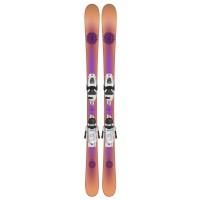 Ski K2 MISSCONDUCT JR + FASTTRAK JR. 7.0 BINDING 2018