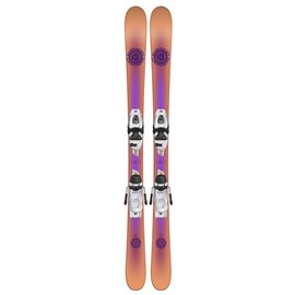 Ski K2 Missconduct JR + Fasttrak JR. 7.0 Binding 2018