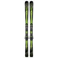 Ski K2 CHARGER JR + FASTTRAK2 7.0 BINDING 2018