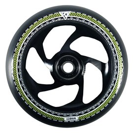 AO Mandala 5 Hole Wheel 110mm ICL. Titen Abec 7