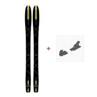 Ski Dynastar Mythic 87 2018 + Fixation de SkiDAGK901