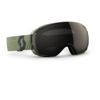 Scott Goggle LCG Compact Halo Green/Solar Black Chrome 2016