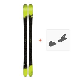 Ski K2 Sight 2018 + Fixation de ski10B0304.101.1