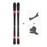 Ski Scott Black Majic 2018 + Fixations randonnée + Peau254202