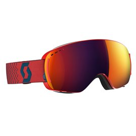 Scott Goggle LCG Compact Red Blue Solar Red Chrome 2017260566