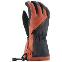 Scott Glove Ultimate Premium GTX Black Burnt Orange 2017