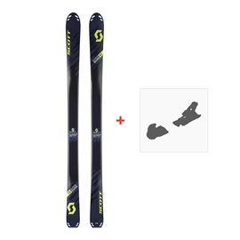 Ski Scott Superguide 88 2018 + Fixation de ski254211