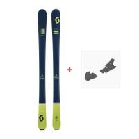 Ski Scott The Ski 2018 + Fixation de ski254203