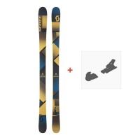 Ski Scott Punisher 95 2018 + Fixation de ski254208
