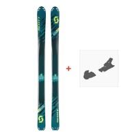 Ski Scott Superguide 95 2018 + Fixation de ski254210