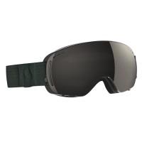 Scott Goggle LCG Compact Black Solar Black Chrome 2017