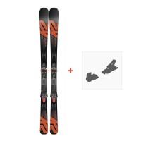 Ski K2 Ikonic 84Ti + MXC 12 TCX 201810B0004.266