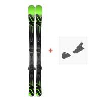 Ski K2 Ikonic 80 + M3 11 TCX 2018