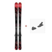 Ski K2 Konic 75 + M2 10 Compact 201810B0009.270