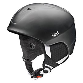 Casque Head Cloe Black / M-L / 56-59cm