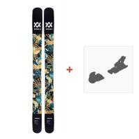 Ski Völkl Bash 116 2018 + Fixation de ski