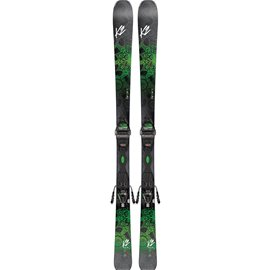 Ski K2 One Luv 74 Er3 10 Compact Quikclik Black SET 2018