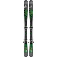 Ski K2 One Luv 74 Er3 10 Compact Quikclik Black SET 2018
