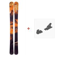 Ski Armada Invictus 85 2018 + Fixation de ski
