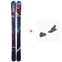 Ski Armada Invictus 99 TI 2018 + Fixation de ski