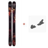 Ski Armada ARW 96 2018 + Fixation de ski