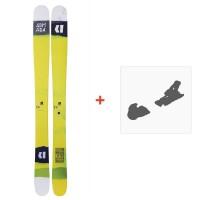 Ski Armada Tantrum 2018 + Fixation de ski