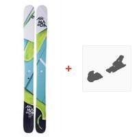 Ski Armada Trace 108 2018 + Fixation de ski