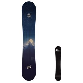 Snowboard Goodboard Flash Nose Rocker 170